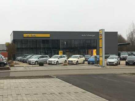 NEUBAU - Moderne, offene, klimatisierte Büroflächen in Reichertshofen