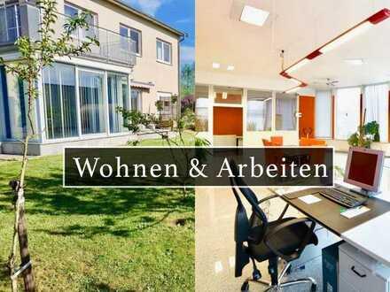 Exklusives Wohn- und Geschäftshaus * Gesamt 550qm!