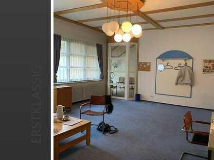 Büro-/Praxisräume - Nähe Kurpark inkl. drei PKW-Stellplätze
