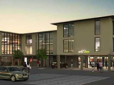 NEUBAU   Gewerbe-/Praxisfläche DG ca. 130 m²