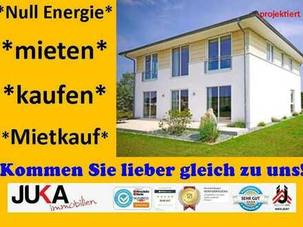 **Mietkauf ab 540,- **, NULL ENERGIE HAUS inkl. el. Rollo***.