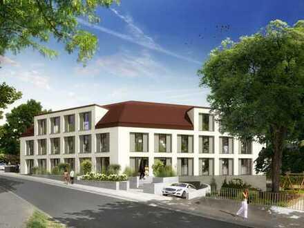 Traumhafte Maisonette-Wohnung mit Blick auf die Skyline - 4 Zimmer + Terrasse