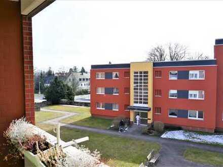 MGK bietet Heideviertel: familiengerechte 4-Zimmer-Wohnung mit Balkon und Tiefgaragenstellplatz