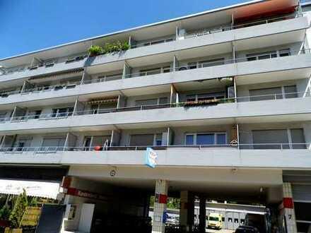 Zentralgelegene 1 Zimmerwohnung mit Balkon in KA-West
