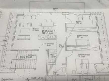 Geräumige 3-Zimmer-Wohnung zur Miete in Dormagen auf dem Latourshof