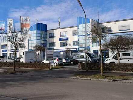 115,4 qm, als Bürofläche o. Praxis, in Augsburg, Gewerbegebiet Kobelweg - Nähe B17 und Klinikum