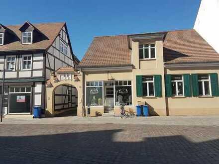 5-Raumwohnung im Herzen der Stadt - Leben in Stendal