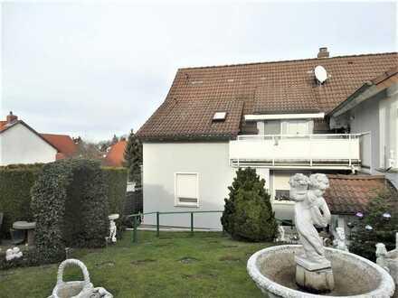 Neuberg: Urig gemütliche 2 FH-Doppelhaushälfte mit schönem Garten in ruhiger Seitenstraße!