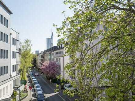 F-Westend: NEU SANIERT! Helle 3-Zimmerwohnung mit EBK und Duschbad, top Lage, Grüneburgweg