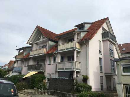 Vollständig renovierte 3,5-Raum-Wohnung mit Balkon in Sigmaringen-Laiz