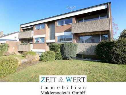 Erftstadt-Lechenich! Schöne 3-Zimmer-Wohnung mit Sonnenbalkon! (NK 3784)