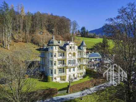 ETW mit ELW als Kapitalanlage in traumhafter Lage mit bester Panoramaaussicht in einem Schloss