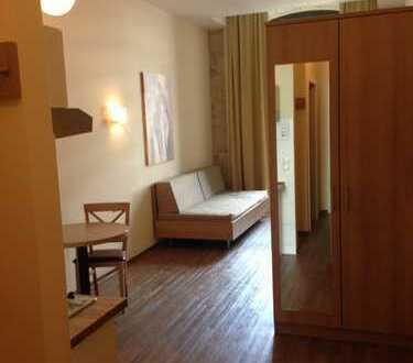 2-Zimmer-Appartement, WG geeignet; Frei ab 01.04.2019