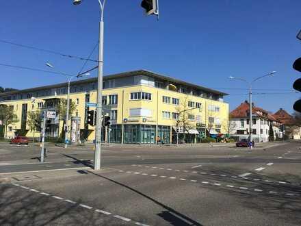 80 m² Gewerbe-/Laden-/ Praxisfläche FR-Littenweiler Kappler Str.1 -Endhaltestelle Stadtbahn Linie 1
