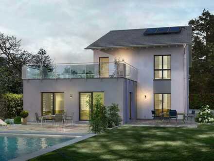 Doppelhaushälfte mit großzügiger Wohnfläche und Platz für die ganze Familie !