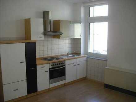 Schöne, renovierte Single-Wohnung mit Einbauküche in ruhiger Lage in Stadtmitte!!!