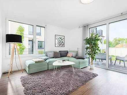 Erstbezug: freundliches 4-Zimmer-Reihenhaus in Flensburg Engelsby