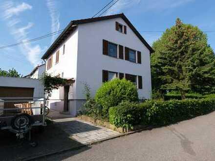 Hier zahlen Sie nicht zuviel! Mehrfamilienhaus mit Garten, mitten in Schwaikheim