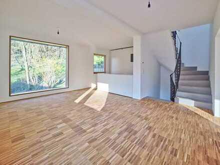 Außergewöhnliche DHH / Exceptional semi-detached house in Rambach