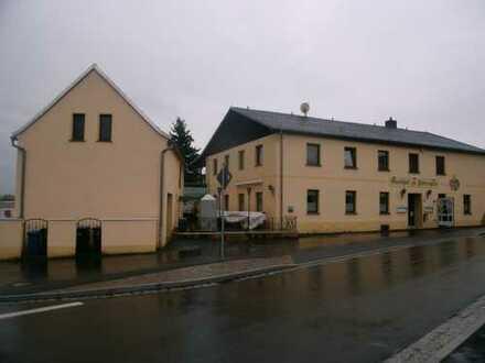 Gastronomieeinheit mit Pension in der Nähe vom Thümmlitzsee