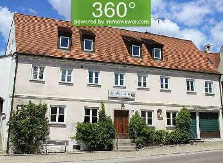 Haus mit Büro-/Praxisräumen und Wohnung sucht Pächter! -PROVISIONSFREI-