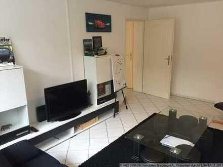 MAINZ-LERCHENBERG, schicke 2 Zimmer mit EBK, ideal auch für Wochenendheimfahrer