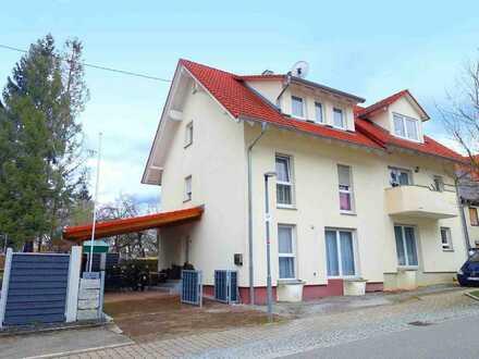Moderne Doppelhaushälfte in Haigerloch-Weildorf - perfekt auch als Vermietobjekt