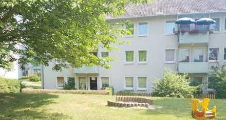 sympathische 4 Zimmerwohnung in Eschwege *Heuberg* zu vermieten