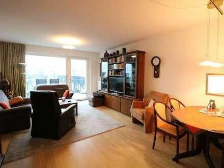 Findorff erleben im Findorffer Tor. Großzügige 3 Zimmer Wohnung mit großem Balkon.