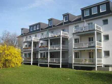 moderne Zwei-Zimmerwohnung mit großem Balkon in guter Citylage