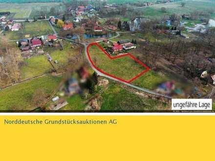 Grundstück in 19309 Lenzerwische OT Wootz, neben Pappelweg 12