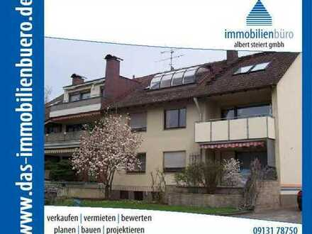 Großzügige Vierzimmerwohnung in Erlangen-Bruck
