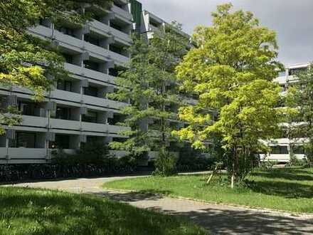 Au/ Haidhausen, Appartement Nähe Isarhochufer, ERBPACHT