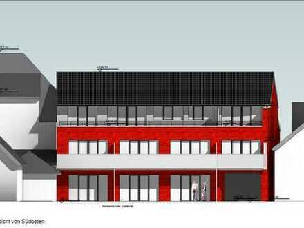 Erstbezug: attraktive 2-Zimmer-Terrassenwohnung mit Balkon in Nottuln