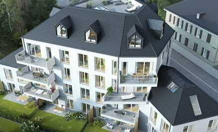 Erstbezug: exklusive 3-Zimmer-Wohnung mit EBK und Balkon in Wolfratshausen