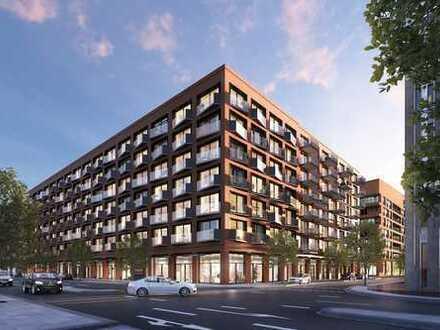Exklusive 2,5-Zimmer-Wohnung im angesagtesten Neubauprojekt der HafenCity - KPTN