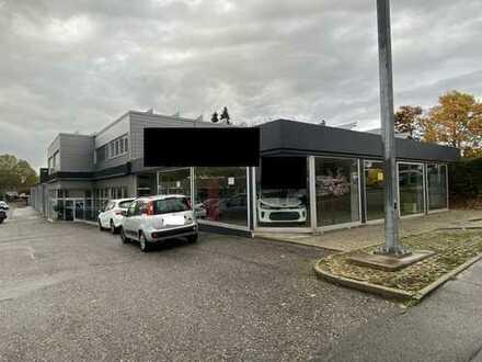 055/26-a Autohaus mit KFZ-Abstellplatz in 74080 Heilbronn