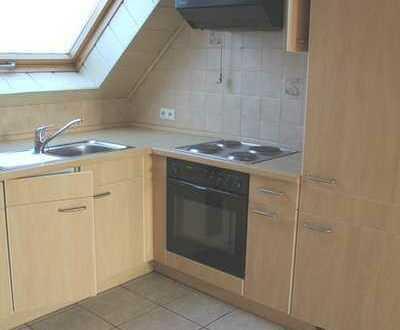 * Reizende kleine Dachgeschoss-Wohnung in Nonnweiler-Otzenhausen*