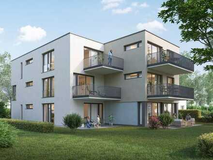 """Wohnung Nr. 1 im Individualwohnensemble """"HOLBEINSTRASSE"""""""