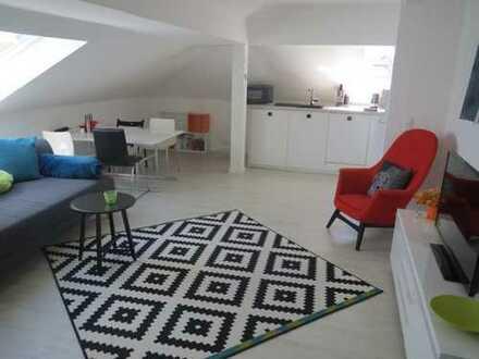 Moderne, möblierte 3 Zimmer-Wohnung, ideal für 1-2 Berufspendler, beste Lage, Heusenstamm-Rembrücken
