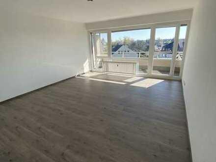 Helle 1-Zimmer-Wohnung ideal für Studenten oder Singles mit Balkon und EBK