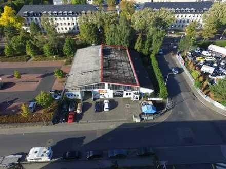 200 LAGER (EG), 160 m² Galerie, 97 m² Büro-/Sozialräume (EG), 85 m² Lager/Archiv (UG) ZU VERMIETEN