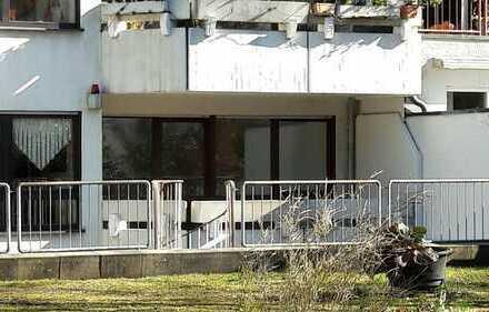 Erstbezug nach Sanierung: ansprechende 2-Zimmer-Wohnung mit Balkon und Atrium in Dortmund