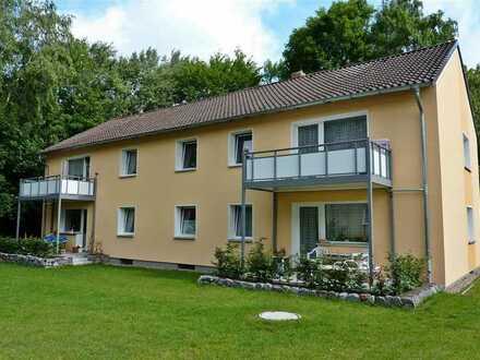 Schöne Wohnung im Erdgeschoss mit gr. Terrasse