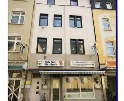 Renovierungsbedürftiges Wohn.-Geschäftshaus mit 183 m² (2.OG+3.OG) Leerstand