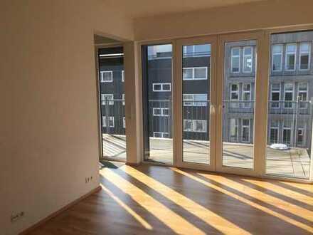Hell und großzügig. Schicke Wohnung mit Loftcharakter in Wuppertal-Barmen