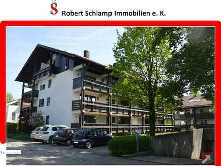 3-Zimmer-Wohnung in idealer Stadtlage Bad Aiblings zu verkaufen