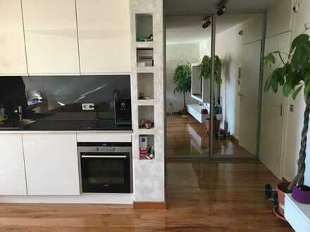 Schöne ein 1,5 Zimmer Wohnung in München, Sendling-Westpark