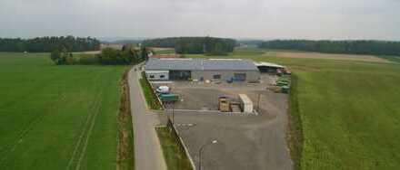 Lager/Produktionshalle mit Freifläche