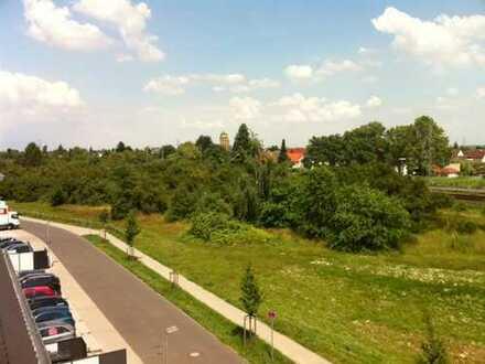 Gut geschnittene 3 Zimmerwohnung mit Balkon im Neubaugebiet von Mörfelden zu vermieten